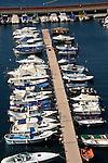 Yacht marina, San Sebastian, La Gomera, Canary Islands, Spain