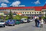 Hotel Gołębiewski w Mikołajkach