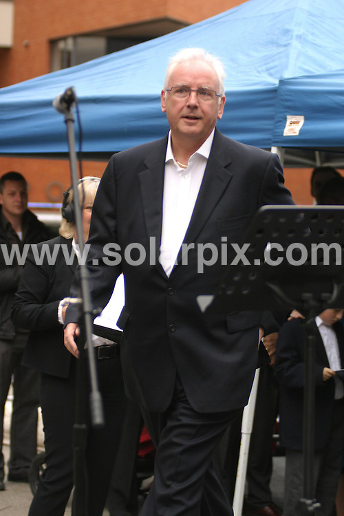 **ALL ROUND PICTURES FROM SOLARPIX.COM**.**WORLDWIDE SYNDICATION RIGHTS**.the first ten stars in Coventry's Walk of Fame were unveiled today in Coventry, UK. 16th May 2008..This pic: Pop impresario Pete Waterman..JOB REF: 6440 NYA     DATE: 16_05_2008.**MUST CREDIT SOLARPIX.COM OR DOUBLE FEE WILL BE CHARGED* *UNDER NO CIRCUMSTANCES IS THIS IMAGE TO BE REPRODUCED FOR ANY ONLINE EDITION WITHOUT PRIOR PERMISSION*