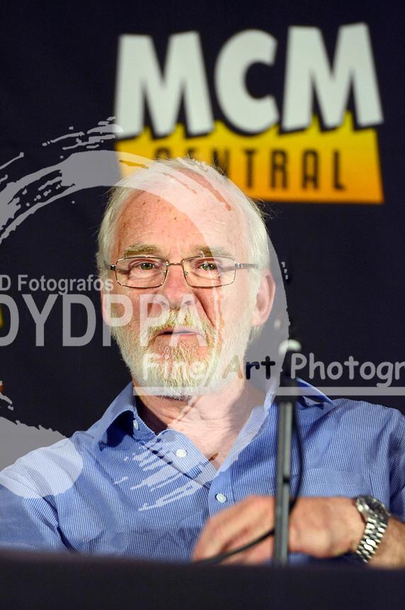 Ian McElhinney auf der MCM Hannover Comic Con in der Messehalle 2. Hannover, 05.06.2016