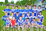 The Laune Rangers team who competed in the U10 Community Games finals in Beaufort on Monday were Sean Cleary, Rory O'Connor, oisin Daly, Patrick Carey, Eoin Clifford, Jack Evans, Gearoid Hassett, James Hurley, Conor Burke, Martin Faye, Ronan O'Shea, Dara Cleary, Dylan Costello, Rowan Moriarty, Tomas Garland, Pierce O'Meara, Conor Murphy, Dara O'Connor, Cian O'Shea, Jamie Brosnan and Eoin O'Sullivan..............