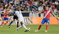 Harrison, N.J. - Friday September 01, 2017:  Darlington Nagbe during a 2017 FIFA World Cup Qualifying (WCQ) round match between the men's national teams of the United States (USA) and Costa Rica (CRC) at Red Bull Arena.