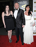 Barry Gibb, Linda Gibb, Alexandra Gibb at G'Day USA LA Black Tie Gala held at The Hollywood Palladium in Hollywood, California on January 22,2011                                                                               © 2010 Hollywood Press Agency