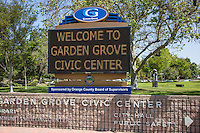 Garden Grove Civic Center