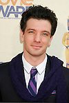UNIVERSAL CITY, CA. - May 31: Actor JC Chasez arrives at the 2009 MTV Movie Awards held at the Gibson Amphitheatre on May 31, 2009 in Universal City, California.