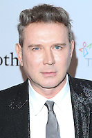 """HOLLYWOOD, LOS ANGELES, CA, USA - FEBRUARY 26: Eugene Sadovoy at The Art Of Elysium's 7th Annual """"Pieces Of Heaven"""" Charity Art Auction held at Siren Studios on February 26, 2014 in Hollywood, Los Angeles, California, United States. (Photo by David Acosta/Celebrity Monitor)"""