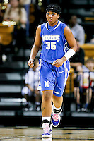 March 3, 2011: Memphis forward Nicole Dickson (35) during first half womens Conference USA NCAA basketball game action between the Memphis Lady Tigers and the Central Florida Knights at the UCF Arena Orlando, Fl.