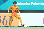 Ayaka Yamashita (JPN), <br /> AUGUST 21, 2018 - Football / Soccer : <br /> Women's Group C match <br /> between Japan 7-0 Vietnam<br /> at Jakabaring Sport Center Gelora Sriwijaya <br /> during the 2018 Jakarta Palembang Asian Games <br /> in Palembang, Indonesia. <br /> (Photo by Yohei Osada/AFLO SPORT)