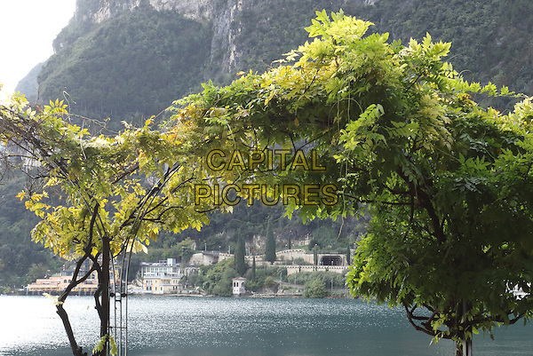 LAGO DI GARDA, ITALY - Views around the harbour in Riva Del Garda on 17 October 2015 in Lago di Garda, Italy<br /> <br /> CAP/ROS<br /> &copy;ROS/Capital Pictures