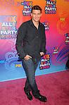 SANTA MONICA, CA. - August 02: David Boreanaz arrives at the FOX 2010 Summer TCA All-Star Party at Pacific Park - Santa Monica Pier on August 2, 2010 in Santa Monica, California.