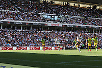 Martyn Waghorn of Derby County is about to have his penalty saved during Derby County vs West Bromwich Albion, Sky Bet EFL Championship Football at Pride Park Stadium on 24th August 2019