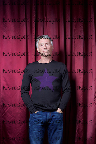 PAUL WELLER - Photosession in Paris France - 13 Feb 2015.  Photo credit: Trip Fontaine/Dalle/IconicPix