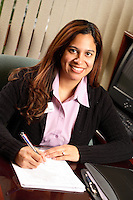 Female Business Administrator