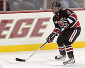 Jacques Perreault - The Boston College Eagles defeated Northeastern University Huskies 5-3 on Saturday, November 19, 2005, at Kelley Rink in Conte Forum at Chestnut Hill, MA.