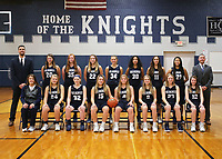 JV & Varsity Girls Basketball Team and Individuals 11/12/18