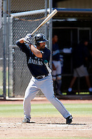 Erick Monzon -  Seattle Mariners - 2009 spring training.Photo by:  Bill Mitchell/Four Seam Images