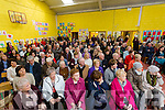 Many Grandparents  at the Caherleaheen NS Grandparents Day on Friday