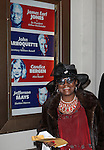 Irene Gandy.attending the Broadway Opening Night Performance of.'Gore Vidal's The Best Man' at the Gerald Schoenfeld Theatre in New York City on 4/1/2012