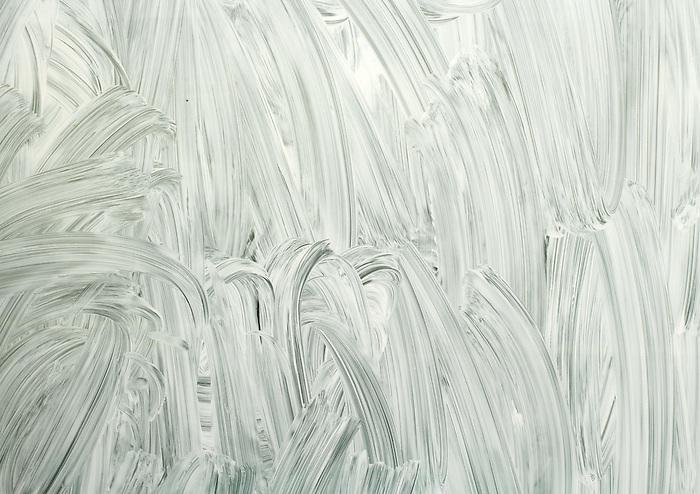 whitewashed shop window
