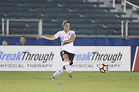 Cary, North Carolina  - Wednesday May 24, 2017: Christie Pearce during a regular season National Women's Soccer League (NWSL) match between the North Carolina Courage and the Sky Blue FC at Sahlen's Stadium at WakeMed Soccer Park. The Courage won the game 2-0.