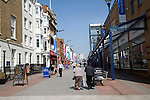 Main pedestrianised shopping street, Southend, Essex