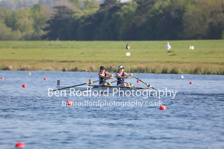 Race: 72  Event: WJ15 2x  C Final<br /> <br /> Junior Sculling Regatta 2018<br /> <br /> To purchase this photo, or to see pricing information for Prints and Downloads, click the blue 'Add to Cart' button at the top-right of the page.
