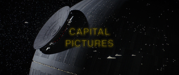 Rogue One: A Star Wars Story (2016)<br /> Death Star<br /> *Filmstill - Editorial Use Only*<br /> CAP/KFS<br /> Image supplied by Capital Pictures