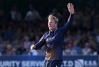 Simon Harmer of Essex appeals for a wicket during Essex Eagles vs Middlesex, Vitality Blast T20 Cricket at The Cloudfm County Ground on 6th July 2018