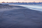 Dawn at Katama Beach, Edgartown, Marthas Vineyard, Massachusetts, USA