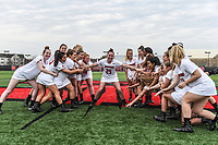 UHart WLax Team Photos 4/13/2018