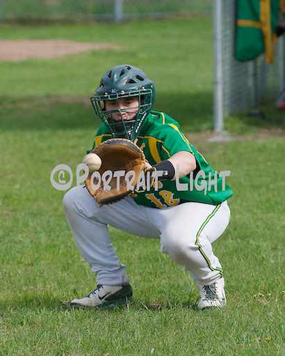 CHS senior catcher/DH Dylan Tavolieri.