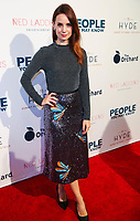 LOS ANGELES, CA - NOVEMBER 13: Hannah Marie Hines at People You May Know at The Pacific Theatre at The Grove in Los Angeles, California on November 13, 2017. Credit: Robin Lori/MediaPunch