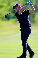 James Heath (ENG) during the second round of the Lyoness Open powered by Organic+ played at Diamond Country Club, Atzenbrugg, Austria. 8-11 June 2017.<br /> 09/06/2017.<br /> Picture: Golffile | Phil Inglis<br /> <br /> <br /> All photo usage must carry mandatory copyright credit (&copy; Golffile | Phil Inglis)