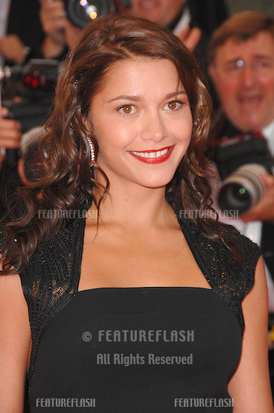 "Emma de Caunes at screening for ""We Own the Night"" at the 60th Annual International Film Festival de Cannes..May 25, 2007  Cannes, France..© 2007 Paul Smith / Featureflash"