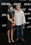 """HOLLYWOOD, CA. - April 30: Kevin Pollack and guest arrive at the Los Angeles premiere of """"Star Trek"""" at the Grauman's Chinese Theater on April 30, 2009 in Hollywood, California.a"""