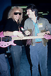 Billy Sheehan, Jeff Berlin at NAMM
