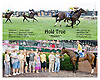 Hold True winning at Delware Park on 7/28/12