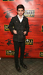 """Oscar Williams attends The Opening Night of the New Broadway Production of  """"Miss Saigon""""  at the Broadway Theatre on March 23, 2017 in New York City"""