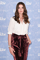 Margaret Clunie at the photocall for season two of &quot;Victoria&quot; at Ham Yard Hotel, London, UK. <br /> 24 August  2017<br /> Picture: Steve Vas/Featureflash/SilverHub 0208 004 5359 sales@silverhubmedia.com