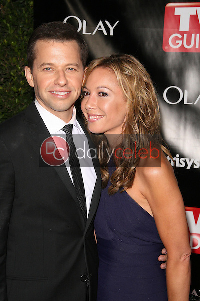 Jon Cryer and Lisa Joyner<br />at the 6th Annual TV Guide Emmy After Party. The Kress, Hollywoood, CA. 09-21-08<br />Dave Edwards/DailyCeleb.com 818-249-4998