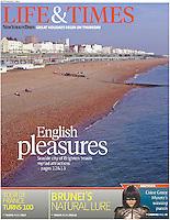 Brighton, UK (COVER STORY)