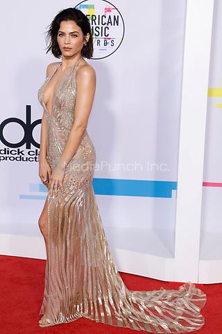 LOS ANGELES, CA - NOVEMBER 19: Jenna Dewan Tatum attends the 2017 American Music Awards at Microsoft Theater on November 19, 2017 in Los Angeles, California, USA Credit:  John Rasimus /MediaPunch ***FRANCE, SWEDEN, NORWAY, DENARK, FINLAND, USA, CZECH REPUBLIC, SOUTH AMERICA ONLY***