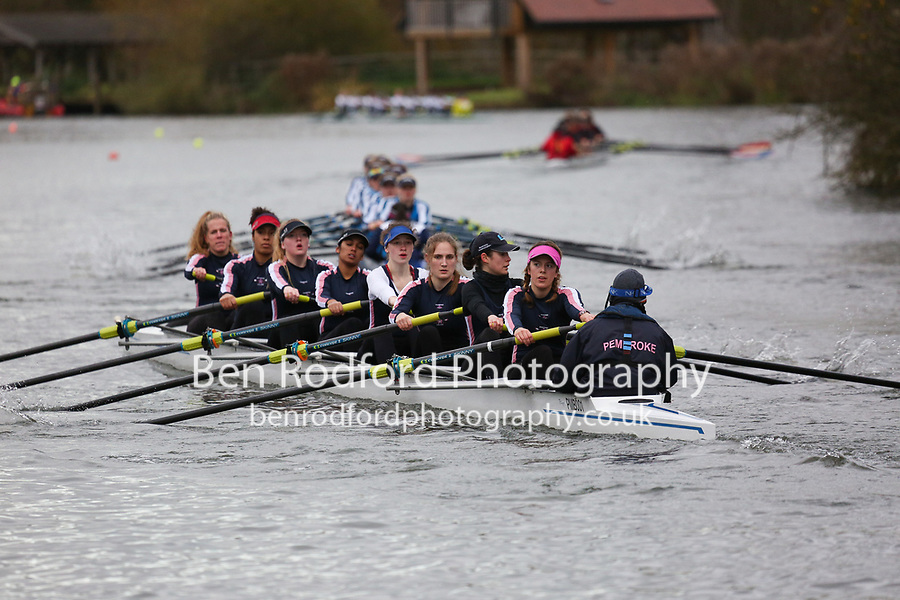 Crew: 224   W U23 8+ U23   Pembroke College (Oxford) Boat Club   PMB-Hall<br /> <br /> Wallingford Head 2017<br /> <br /> To purchase this photo, or to see pricing information for Prints and Downloads, click the blue 'Add to Cart' button at the top-right of the page.