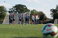 USMNT Training, Monday, October 6, 2014