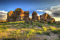 Village of Rocks - New Mexico - City of Rocks State Park