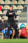 26.10.2019, Stadion Lohmühle, Luebeck, GER, Regionalliga Nord VFB Lübeck/Luebeck vs Hannover 96 II <br /> <br /> <br /> DFB REGULATIONS PROHIBIT ANY USE OF PHOTOGRAPHS AS IMAGE SEQUENCES AND/OR QUASI-VIDEO.<br /> <br /> im Bild / picture shows<br /> Christoph Dabrowski (Hannover 96 II)<br /> <br /> Foto © nordphoto / Tauchnitz
