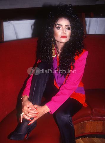 #LaToya Jackson 1991<br /> Photo by John Barrett/PHOTOlink.net / MediaPunch