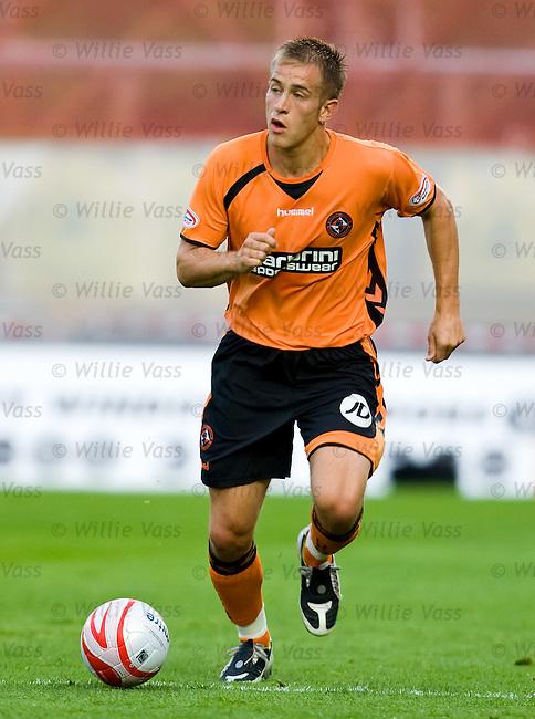 Danny Grainger, Dundee Utd