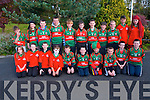 The Kilcummin team who competed in this year's Cumann na mBunscoil. <br />