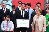 Deportes 2014 Premio Nacional del Deporte